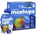 24-Count Plum Kids Organic Fruit and Veggie Mashups