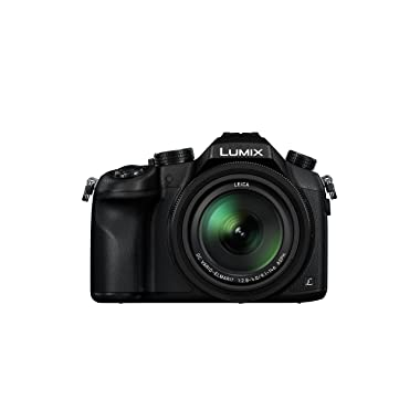 Panasonic Lumix DMC-FZ1000 4K QFHD/HD 16X Long Zoom Digital Camera