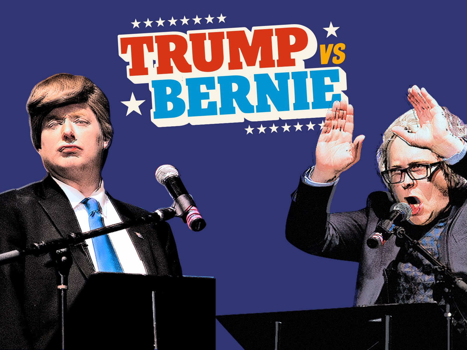 Trump Vs. Bernie
