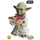 Rubie's Star Wars Yoda Candy Bowl Holder (Color: Yoda, Tamaño: One Size)
