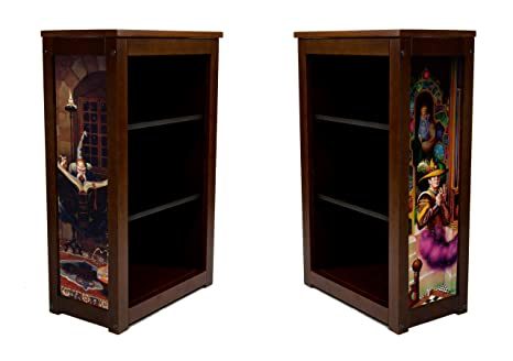 Wizard Book Cabinet by don Maitz