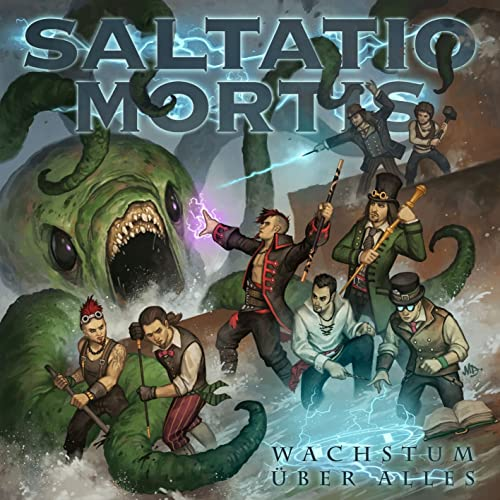 Saltatio Mortis - Wachstum über Alles (Limited First Edition Digipack)