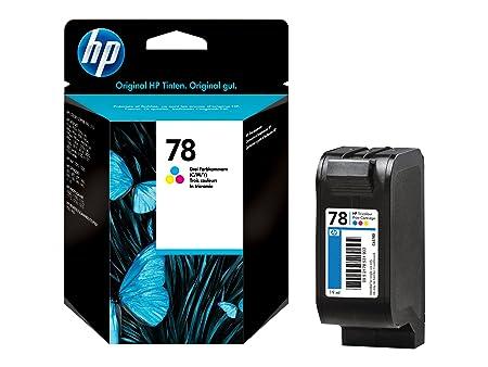 HP N°78 Cartouche d'encre d'origine trois couleurs