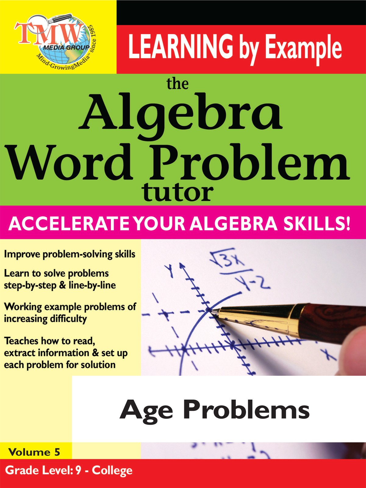 Algebra Word Problem: Age Problems on Amazon Prime Video UK