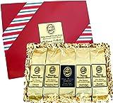 Voted Best Coffee Gift, Kona Hawaiian Gourmet Coffee Gift, Ground Coffee, Brews 60 Cups