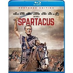 Spartacus [Blu-ray]