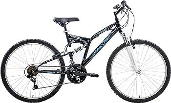 Mantis 26 Full Suspension MTB Bicycle