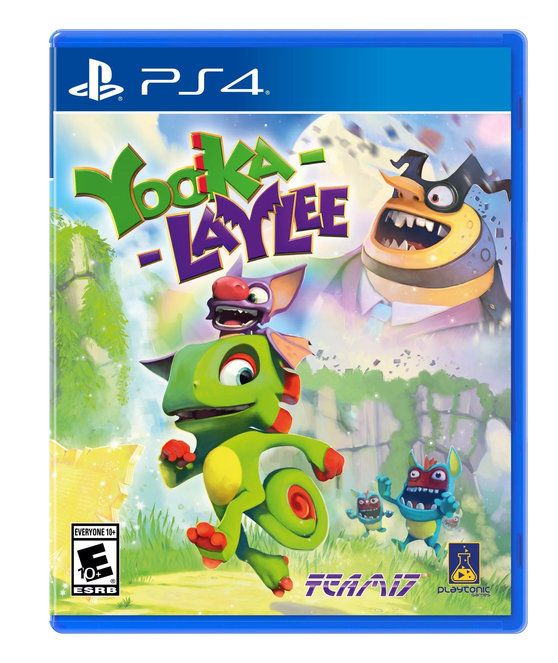 Yooka Laylee Playstation 4