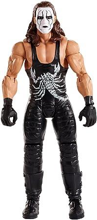 WWE – Series – Sting – Figurine Articulée 16,5 cm