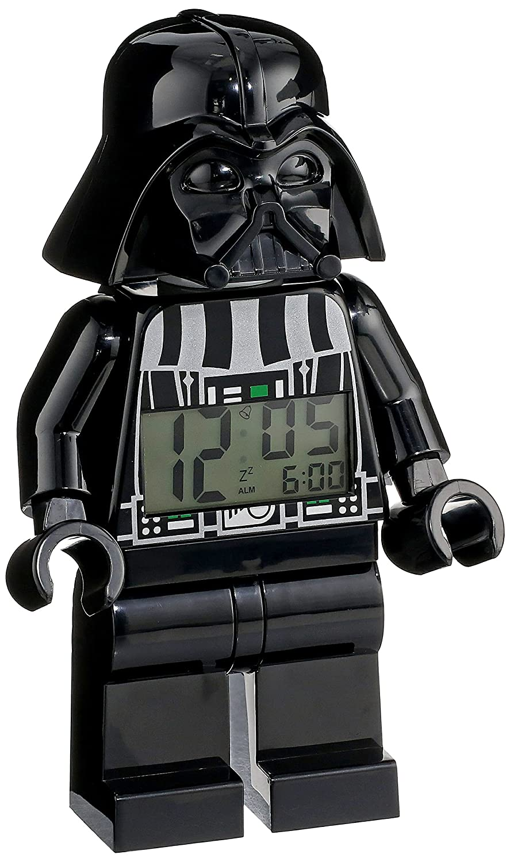 ClicTime – 9002113 – Lego Star Wars Darth Vader Minifiguren Wecker – schwarz günstig bestellen