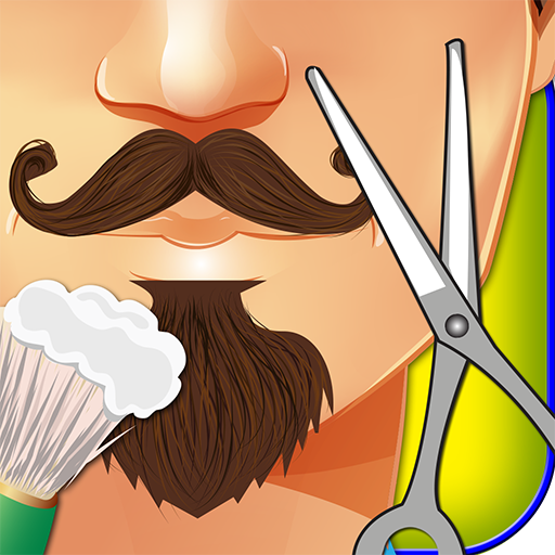 Beard Salon - Free Games For Kids. front-126870