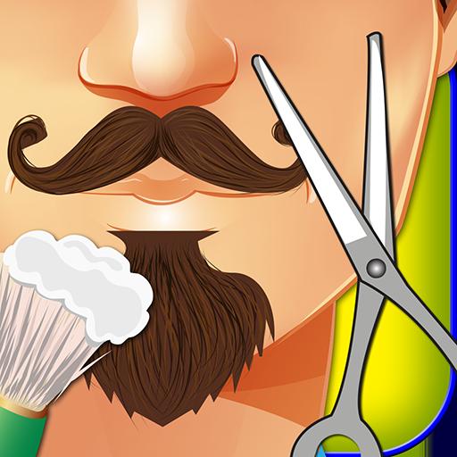 Beard Salon - Free Games For Kids. front-126870