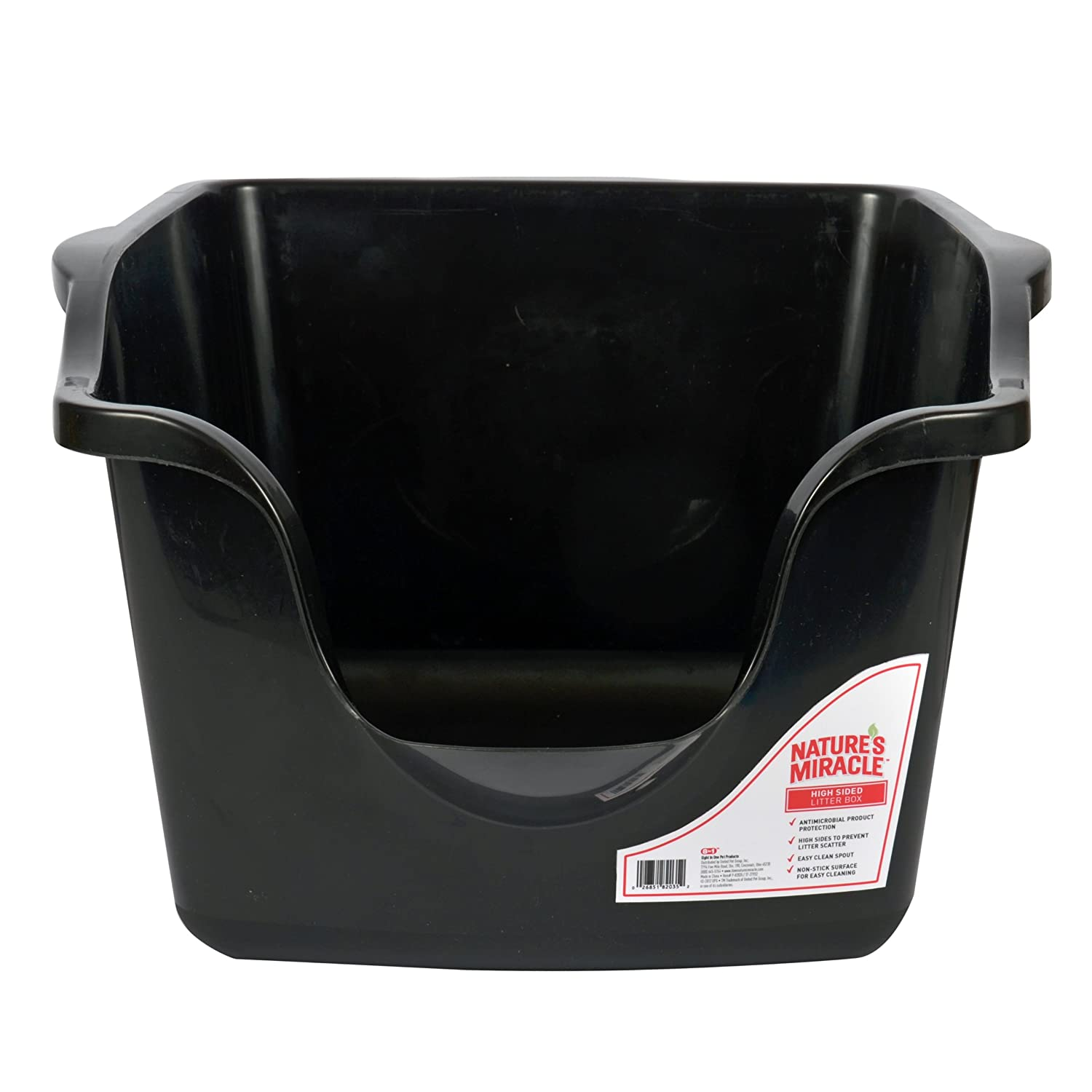 New Nature S Miracle High Sided Litter Box Ebay