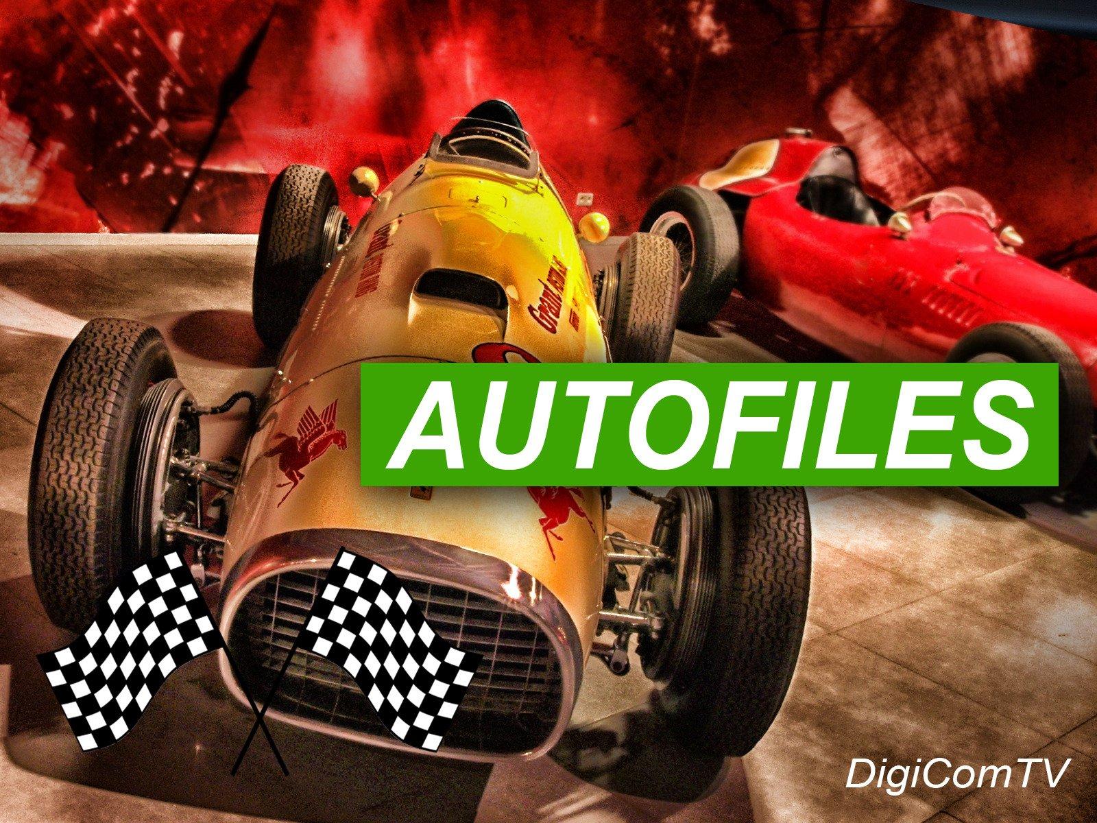 Autofiles - Season 1