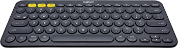 Logitech K380 Bluetooth Wireless Keyboard