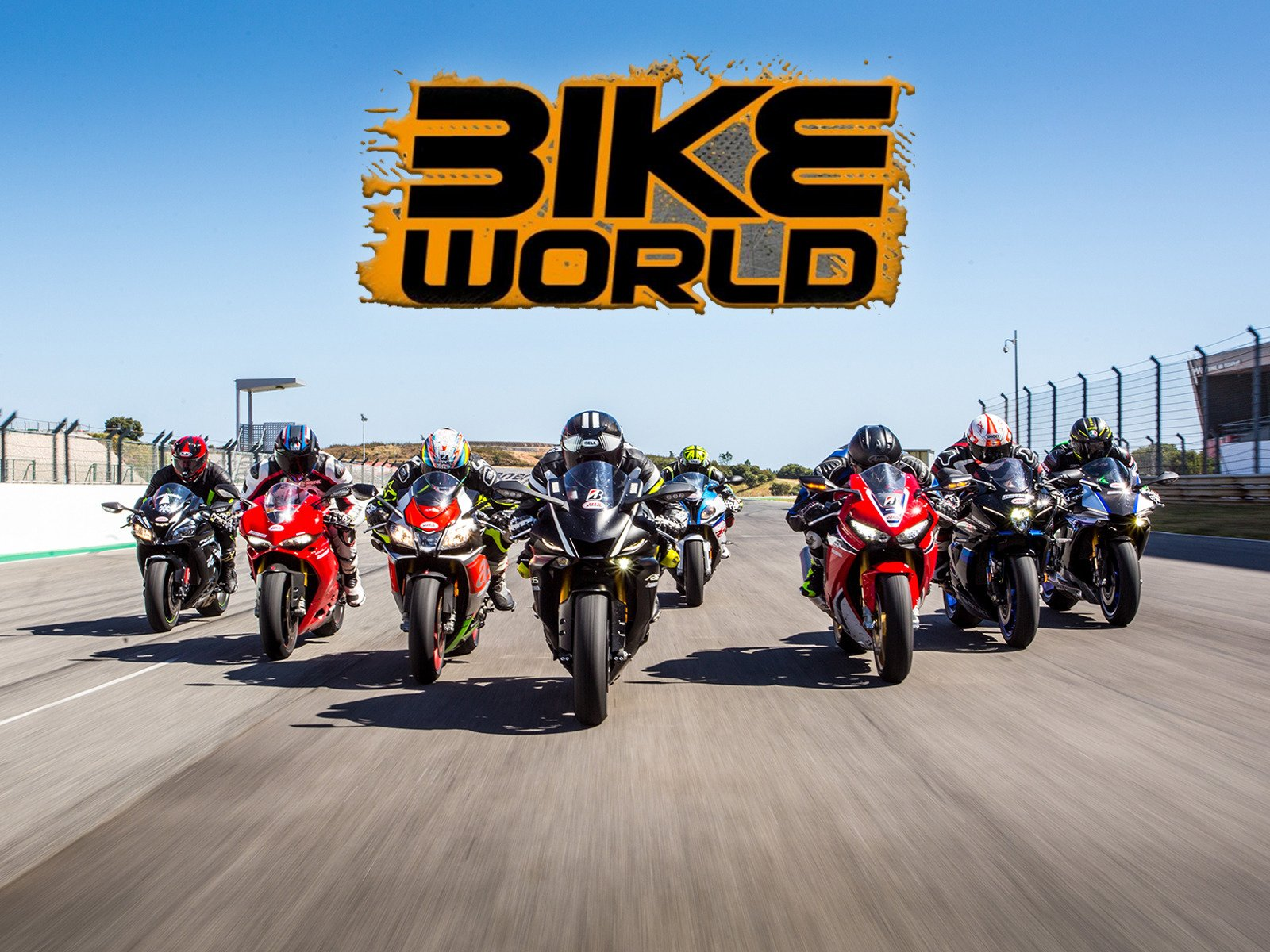 Bike World - Season 1