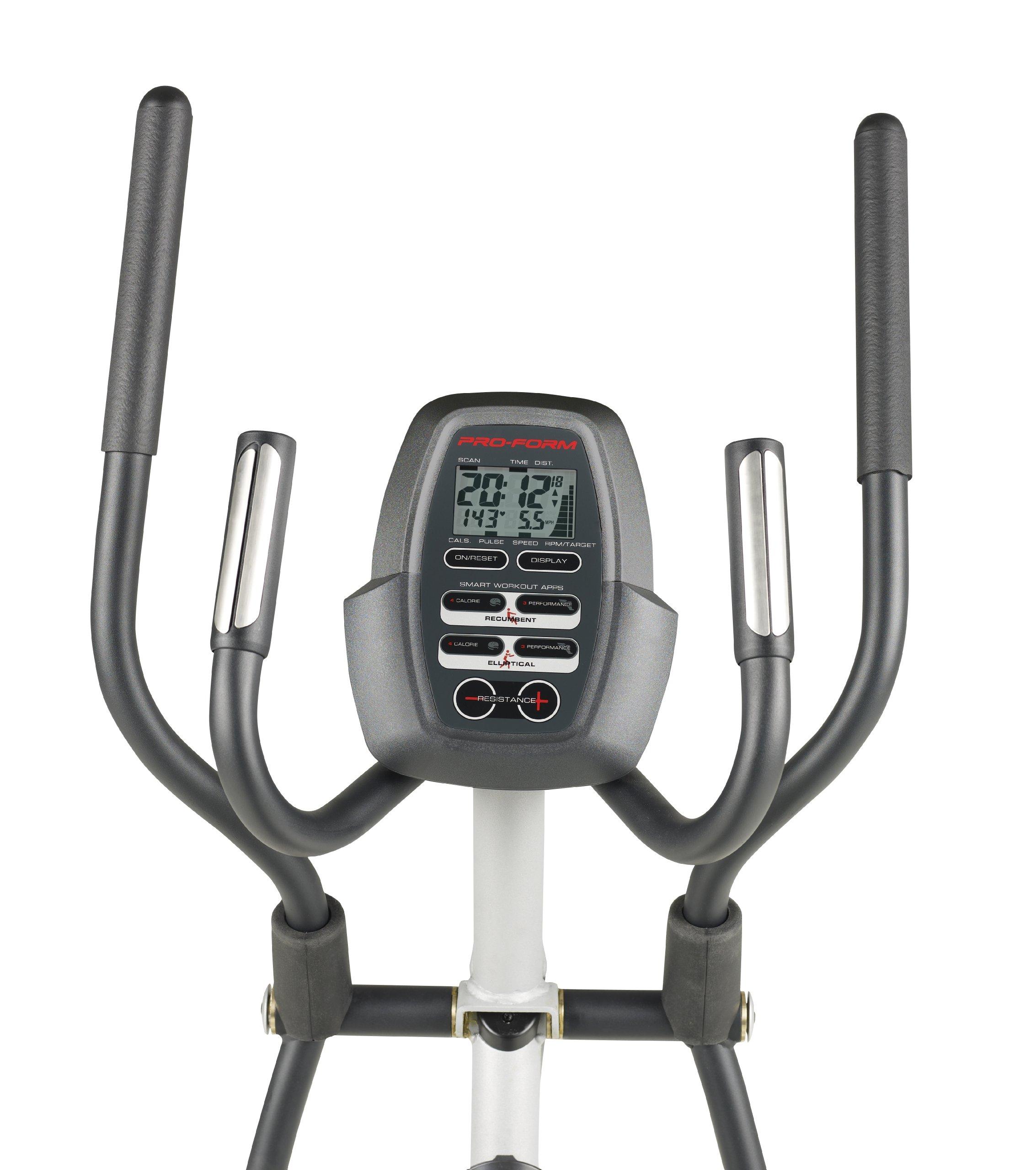 ProForm Hybrid Trainer Elliptical - Smart Monkey Fitness