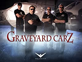 Graveyard Carz Season 4 [HD]