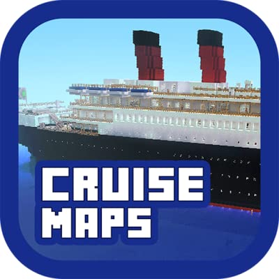 Cruise & Ship Maps for PE