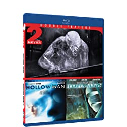 Hollow Man & Hollow Man 2 Double Feature [Blu-ray]