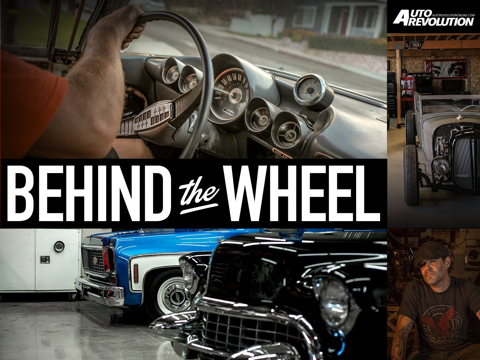 Behind the Wheel on Amazon Prime Instant Video UK