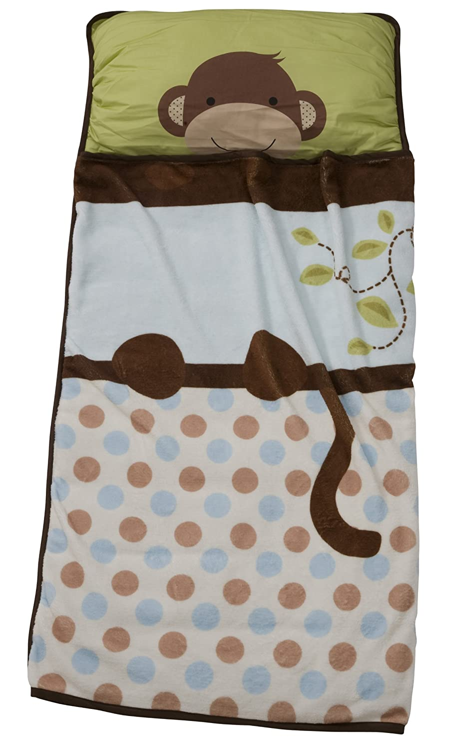 Brown Moneky Lambs & Ivy Nap Mat