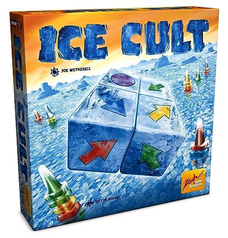 Zoch 601105087 Jeu de Plateau - Ice Cult
