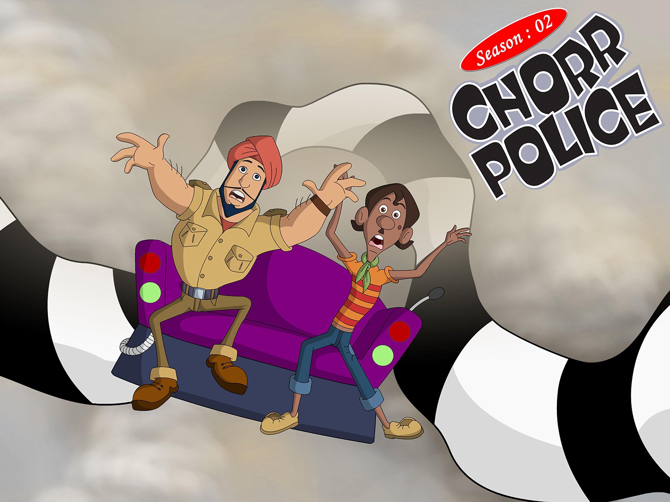 Chorr Police Season 02 - Season 2