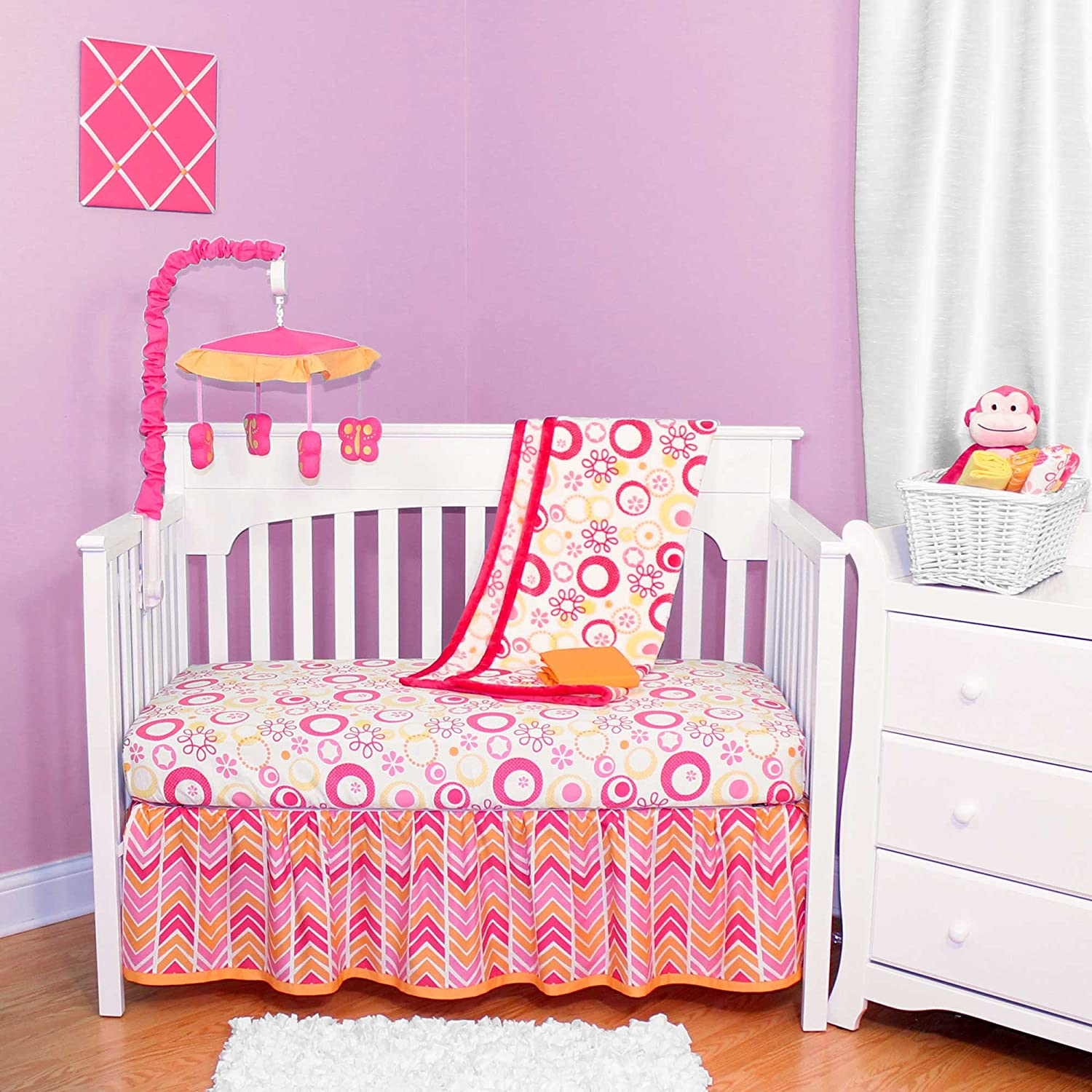 True Baby Sunshine Chevron