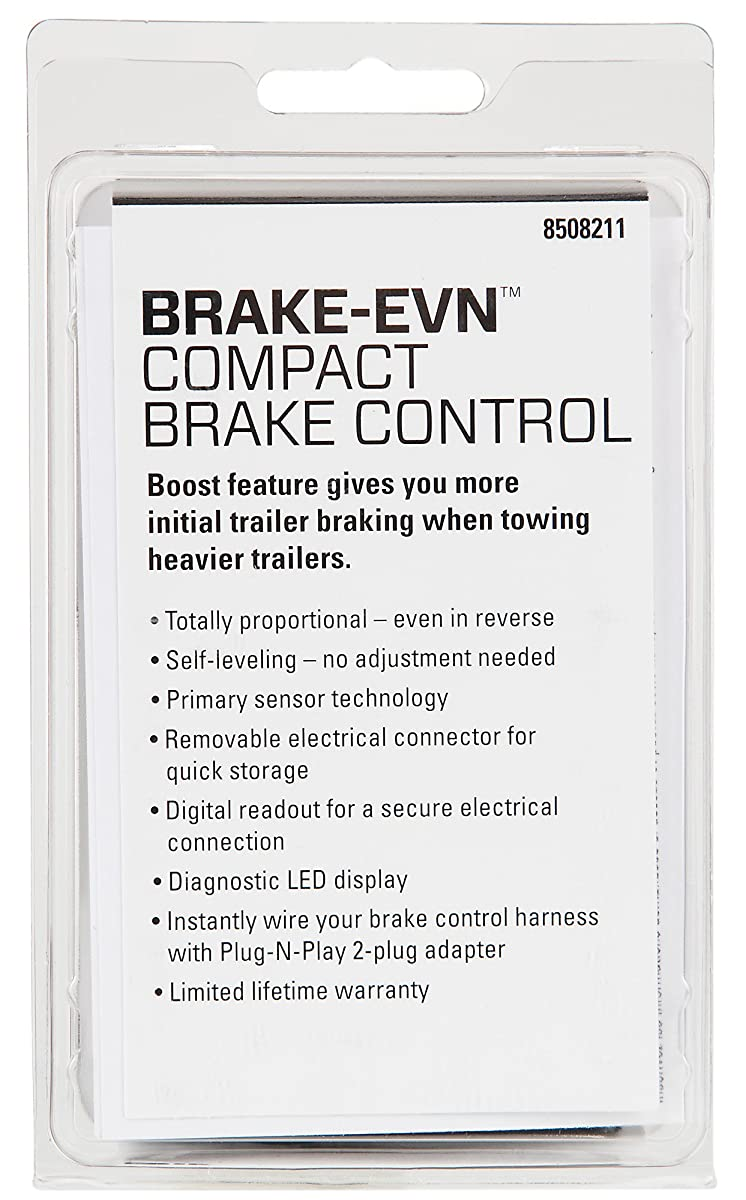 Reese Towpower 8508211 Brake Control (Proportional BRAKE-EVN)