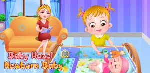 Baby Hazel born Baby from Axis entertainment limited