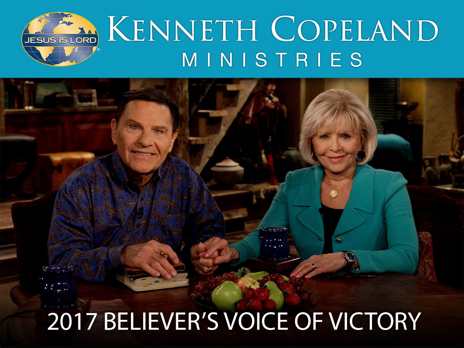 Kenneth Copeland 2017 - Season 3