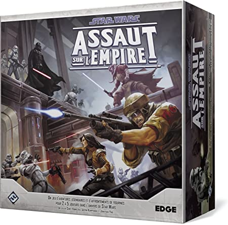 Asmodee - UBISWI01 - Star Wars - Assaut sur l'Empire