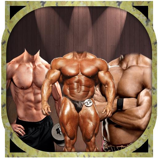 Bodybuilder Photo Suit