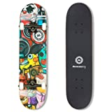 MINORITY 32inch Maple skateboard (Toy) (Color: Toy)