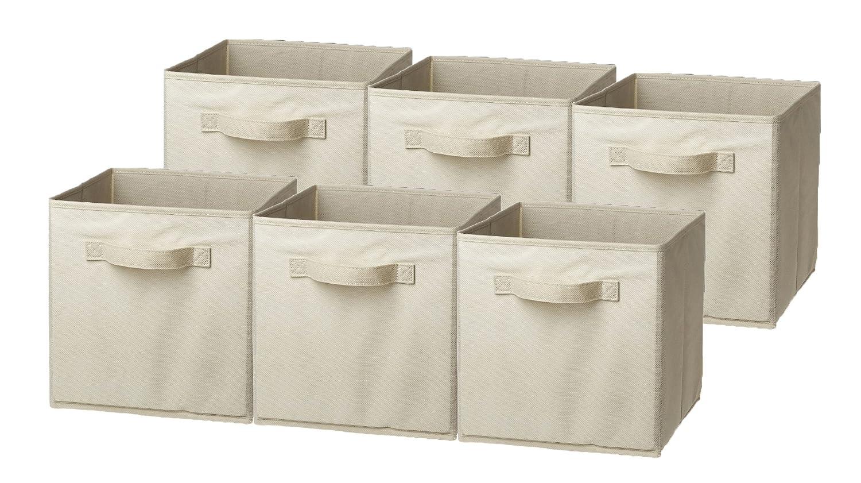 Foldable Storage Cube Basket Bin Box Organizer Home Decor