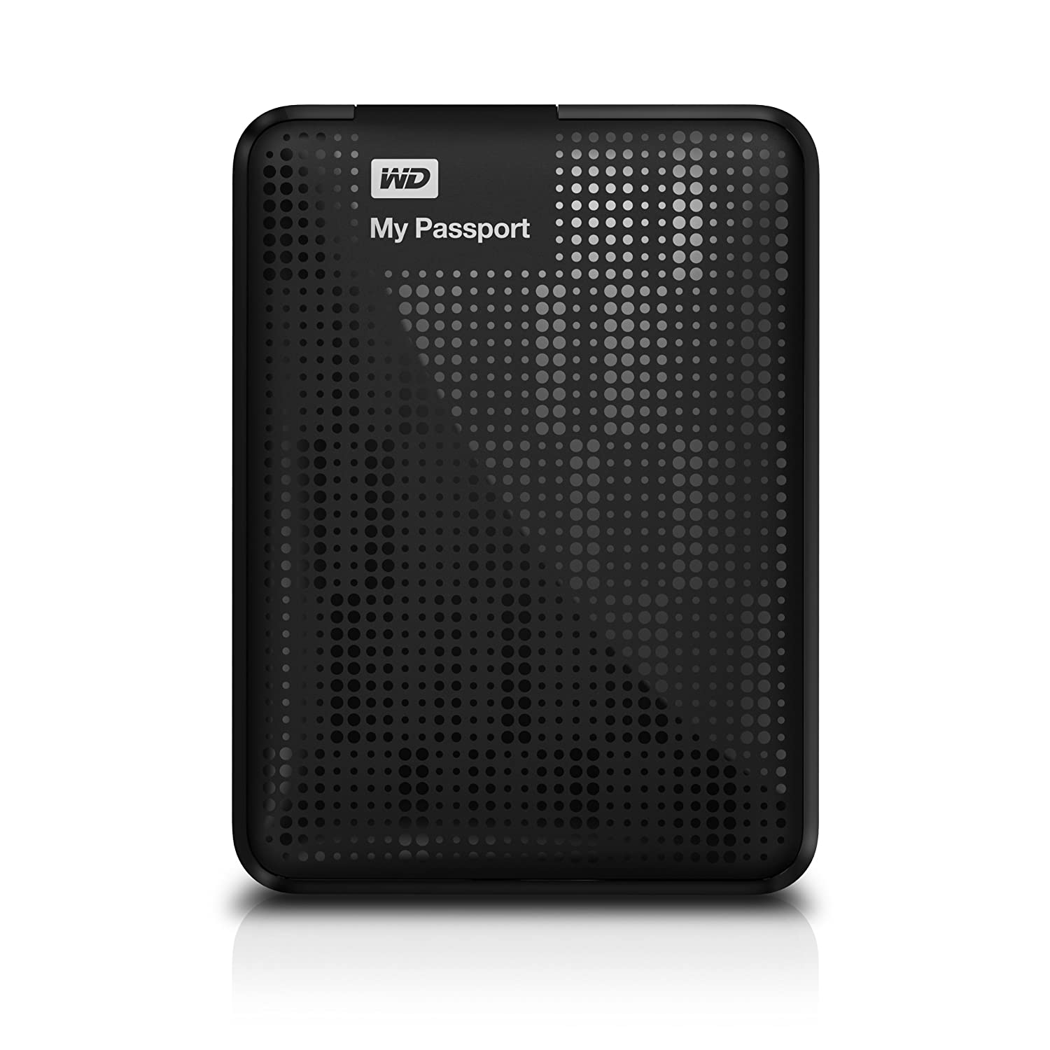 Amazon - WD My Passport 1TB Portable External Hard Drive - $74.99