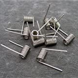 22 gauge G-PLAT micro Coils. lot of 10 (5 wraps)