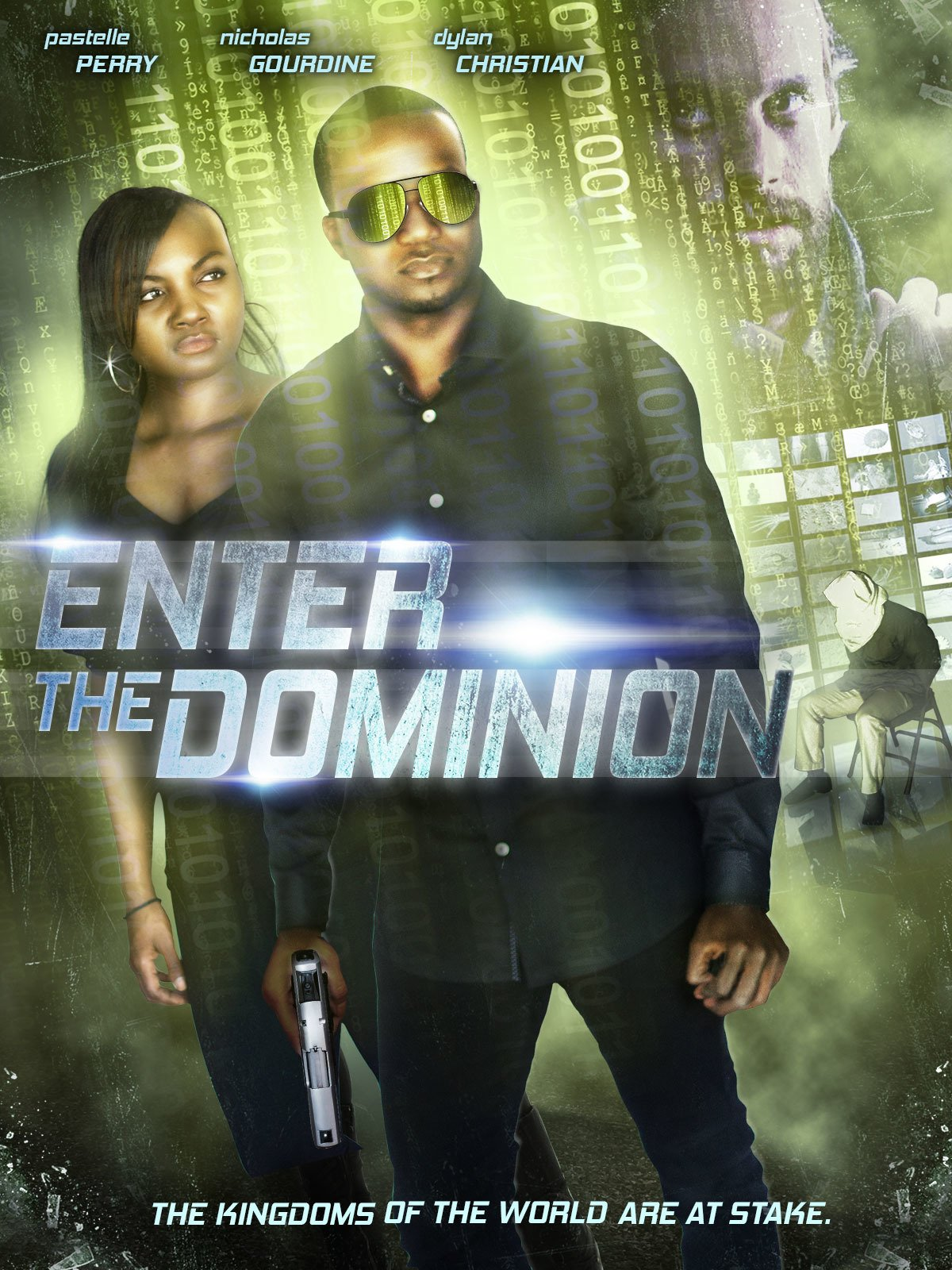 Enter the Dominion on Amazon Prime Instant Video UK