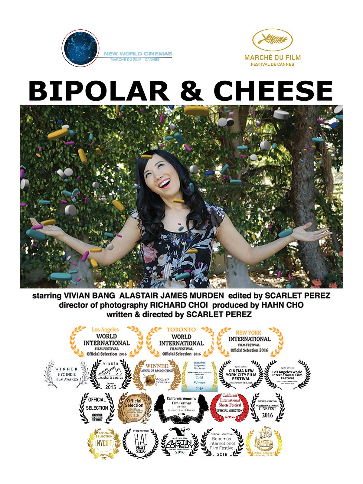 Bipolar & Cheese on Amazon Prime Instant Video UK