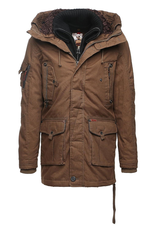 khujo Herren Jacke RECK WITH INNER JACKET 2576JK153J_320 günstig kaufen