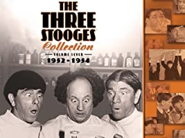 The Three Stooges Collection: 1952-1954