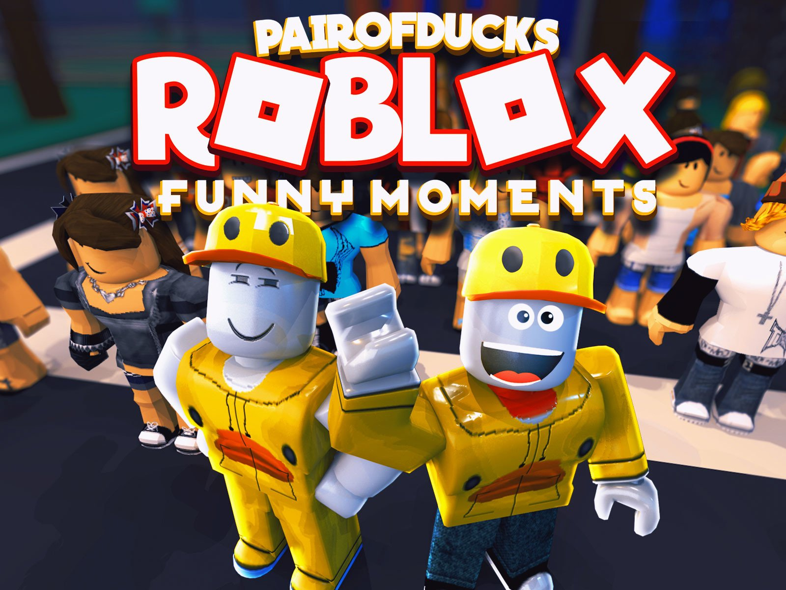 Roblox Funny Moments (PairOfDucks)