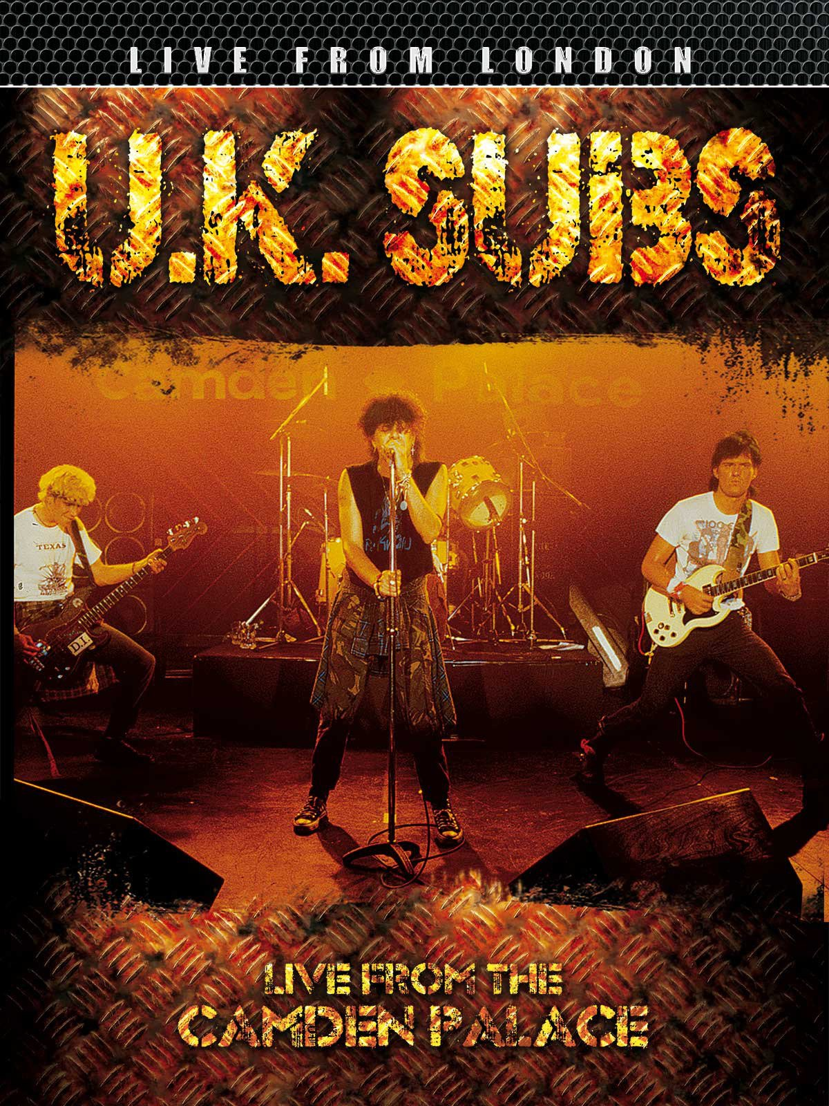 U.K. Subs - Live From London