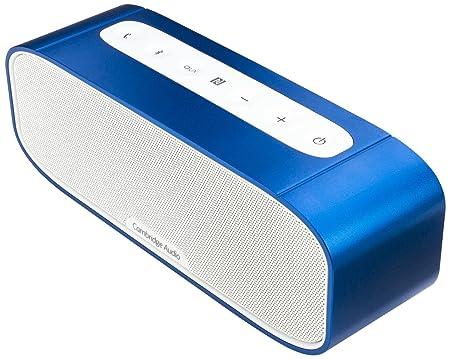 G2 Mini haut-parleur Bluetooth portable Bleu - bleu