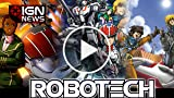 Sony Acquires Robotech Screen Rights