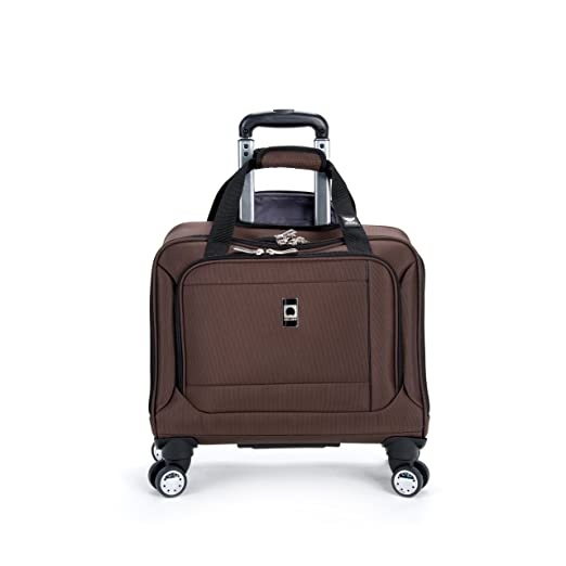 Delsey Luggage Helium Breeze 4.0 Spinner Trolley Tote