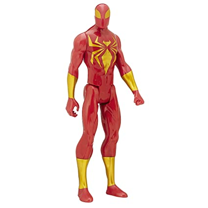 Marvel Spider-Man Titan Hero série FER Spider Figurine