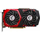 MSI - NVIDIA GeForce GTX 1050 Ti GAMING X BV 4GB GDDR5 PCI Express 3.0 Graphics Card