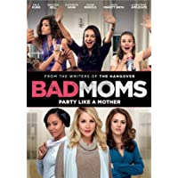 Bad Moms on DVD